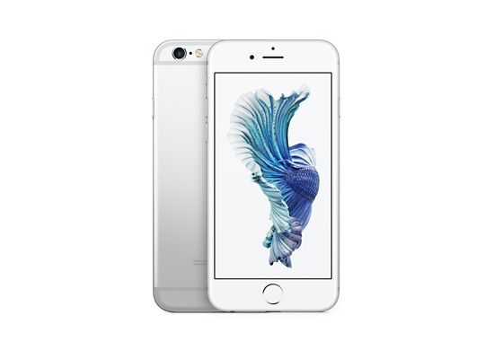 Apple iPhone 6s, 128GB, silver