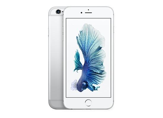 Apple iPhone 6s Plus, 128GB, silver