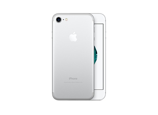Apple iPhone 7, 32GB, silver