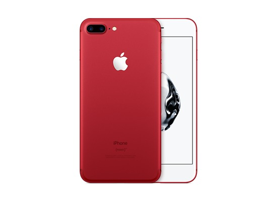 Apple iPhone 7 Plus, 128GB - Red Special Edition