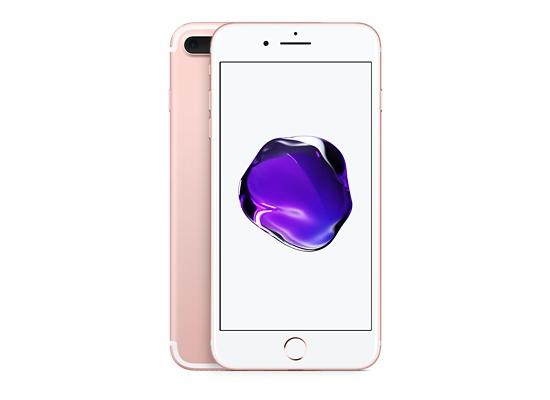 Apple iPhone 7 Plus, 128GB, roségold