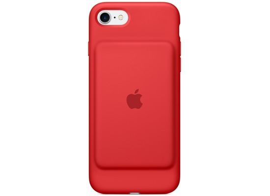Apple iPhone 7 / 8 Smart Battery Case (PRODUCT)RED