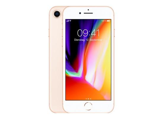 Apple iPhone 8, 256GB - Gold