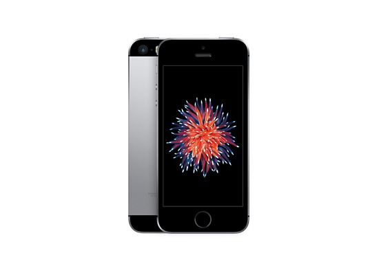 Apple iPhone SE, 128GB, space gray