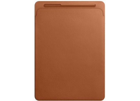 """Apple Lederhülle für das iPad Pro 12,9\"""" (1. und 2. Generation) - sattelbraun"""