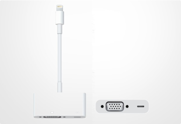 Apple Lightning VGA Adapter