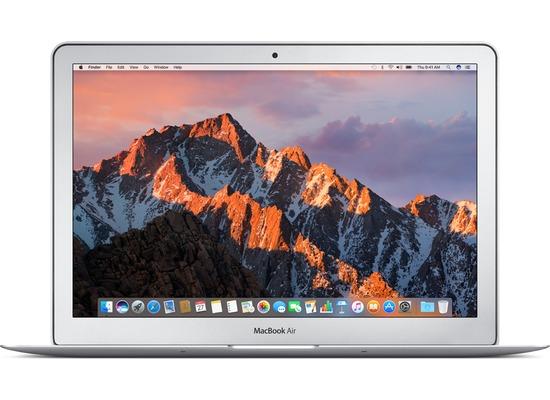 "Apple MacBook Air 13,3\"" (Modell 2017) - 1,8 GHz Dual-Corei5 - 8 GB - 128 GB SSD"