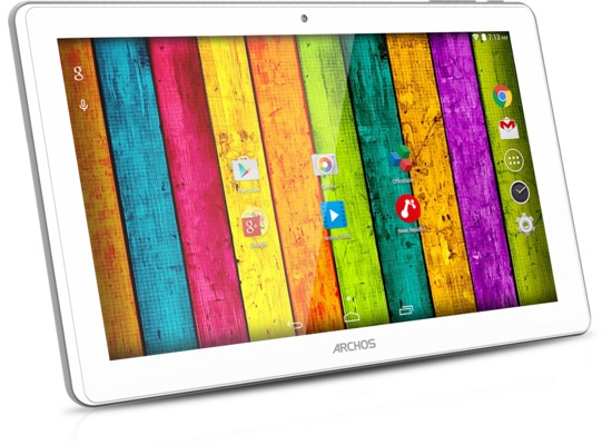 ARCHOS 101d Neon 8 GB, 10,1 TAB - weiss
