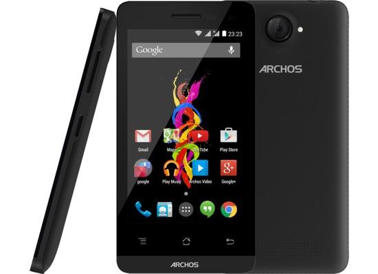 ARCHOS 40D Titanium 4GB