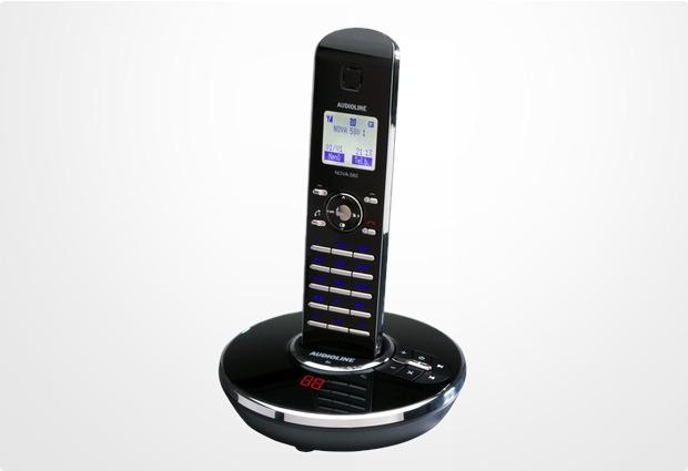 Audioline Nova 580 bei telefon.de kaufen. Versandkostenfrei