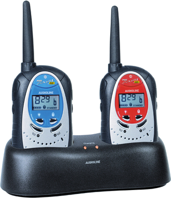 Audioline PMR easy 008+ (Doppelpack)