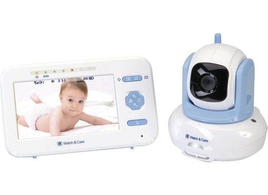 Audioline Watch & Care V300 - Video Babyphone
