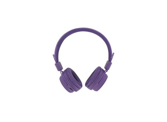 Beewi Bluetooth Stereo Headset GroundBee, lila