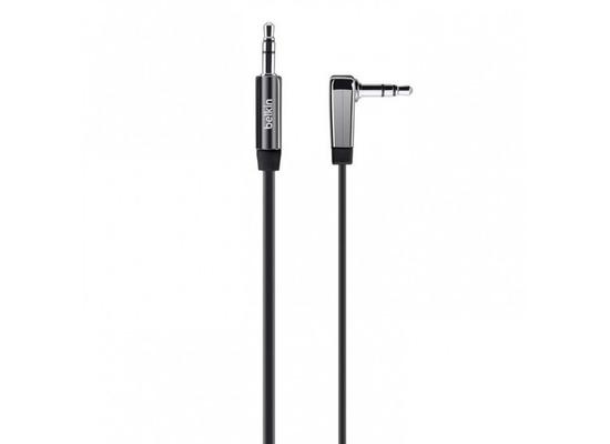 Belkin flaches Audio Kabel 3,5mm auf 3,5mm Klinkenanschluss 0,9m AV10128bt03