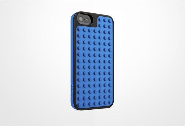belkin lego bastel schutzh lle f r iphone 5 5s se blau. Black Bedroom Furniture Sets. Home Design Ideas