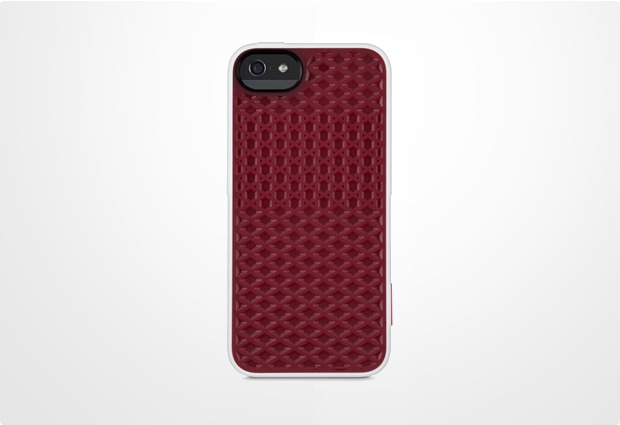 belkin vans waffle sole schutzh lle f r iphone 5 5s rot. Black Bedroom Furniture Sets. Home Design Ideas