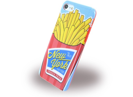 Benjamins Silikon Cover - Apple iPhone 7 / 8 - French Fries