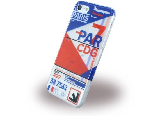 Benjamins Silikon Cover - Apple iPhone 7 / 8 - Paris