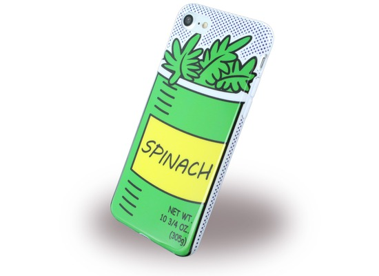 Benjamins Silikon Cover - Apple iPhone 7 / 8 - Spinach