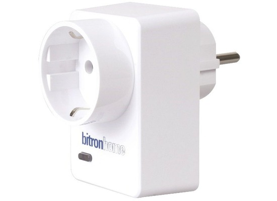 Bitronvideo Smart Plug mit 16A Verbrauchsdatenerfassung