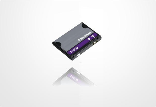 Akkus, Powerbanks - Blackberry Akku F M1 1150 mAh fuer Blackberry Pearl 3G 9105  - Onlineshop Telefon.de