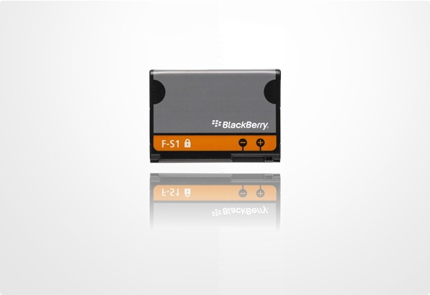 Akkus, Powerbanks - Blackberry Akku F S1 1300 mAh fuer Blackberry Torch 9800, Torch 9810  - Onlineshop Telefon.de