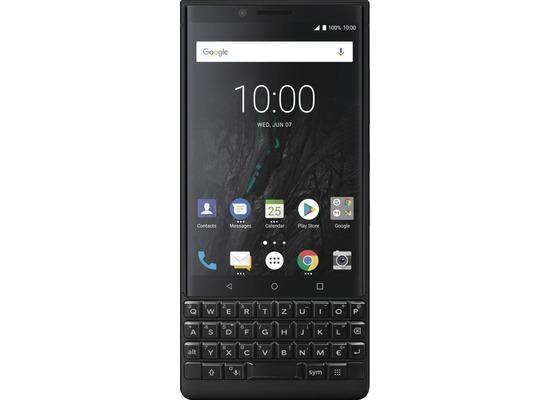 Blackberry KEY2, Dual-SIM, 128 GB, black