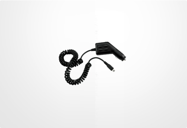 Blackberry Micro-USB Kfz-Ladekabel 12V