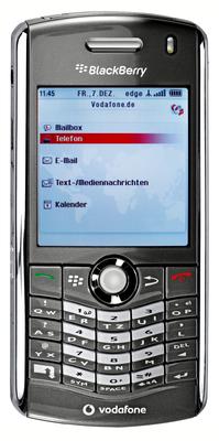Blackberry Pearl 8110 Vodafone (Prosumer)