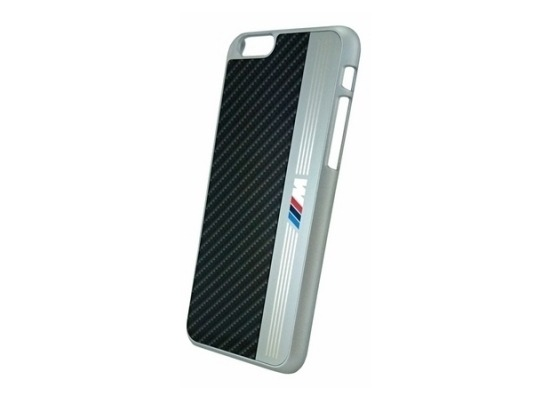 bmw m collection aluminium cover iphone 6schwarz f r apple. Black Bedroom Furniture Sets. Home Design Ideas
