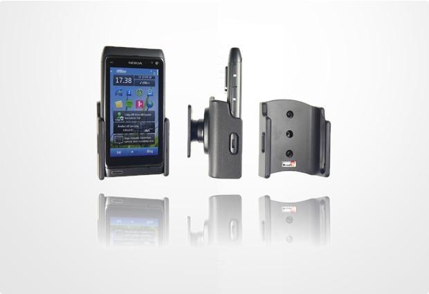 Brodit Handyhalter mit Kugelgelenk für Nokia N8