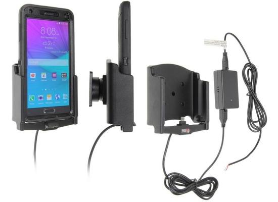 Brodit Samsung Galaxy Note 4 KFZ-/Autohalterung mit Ladefunktion (Festinstallation)