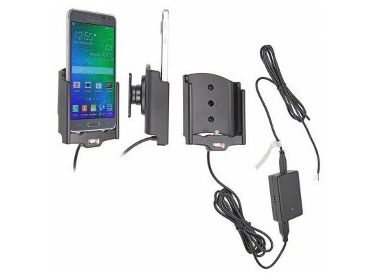 Brodit Samsung Galaxy Alpha KFZ-/Autohalterung mit Ladefunktion (Festinstallation)