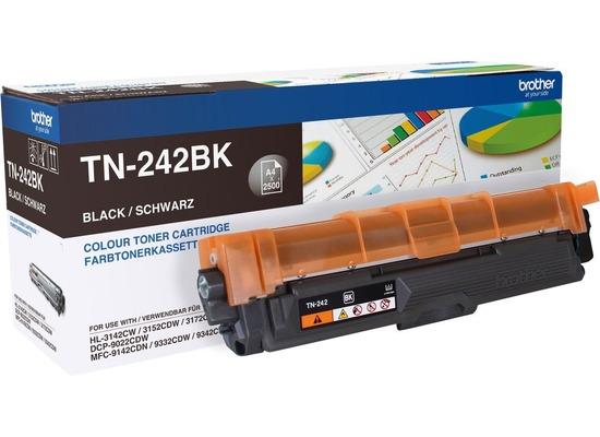 Brother Lasertoner TN-242BK schwarz 2.200 Seiten