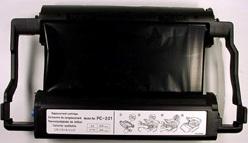 Brother Mehrfachkassette inkl. Thermotransferrolle (PC-301)