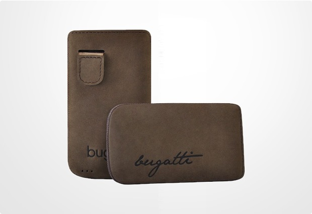Bugatti Perfect Velvety f�r iPhone 4 / 4S, chocolate