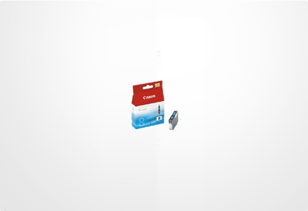 Canon CLI-8C Tintentank blau/cyan f. Pixma MP500/MP800/iP6600D