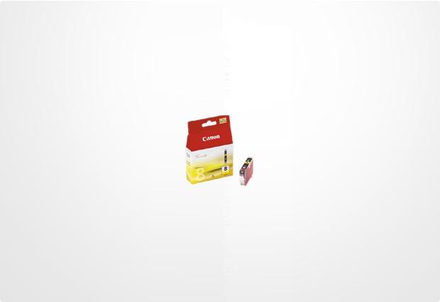 Canon CLI-8Y Tintentank yellow für Pixma MP500/MP800/iP6600D