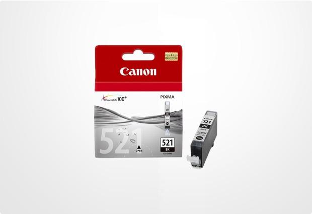 Canon Schwarztintentank CLI-521BK