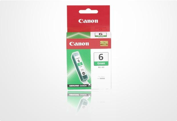 Canon Tintentank Grün BCI-6G für Canon iP8500 / i990 / i9950