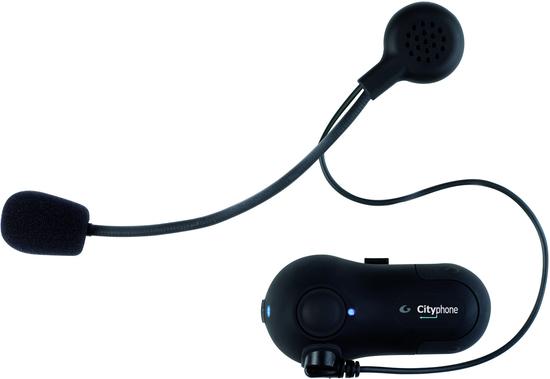 cellular line cityphone bluetooth helm headset f r. Black Bedroom Furniture Sets. Home Design Ideas