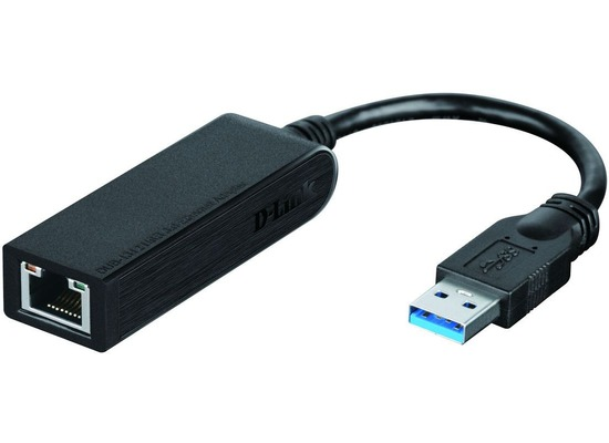 D-Link USB 3.0 Gigabit Adapter - (DUB-1312)