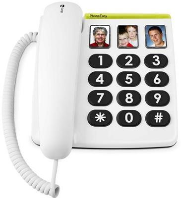 Doro PhoneEasy 331ph, weiß