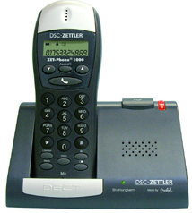 DSC-Zettler ZET-Phone 1000+  (Low Radiation - Strahlungsarm)