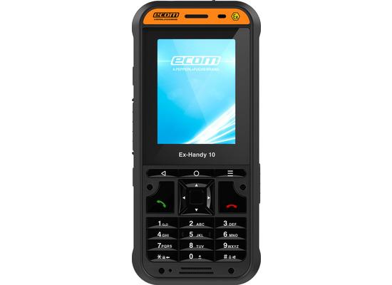 ecom Ex-Handy 10 DZ2 mit Kamera