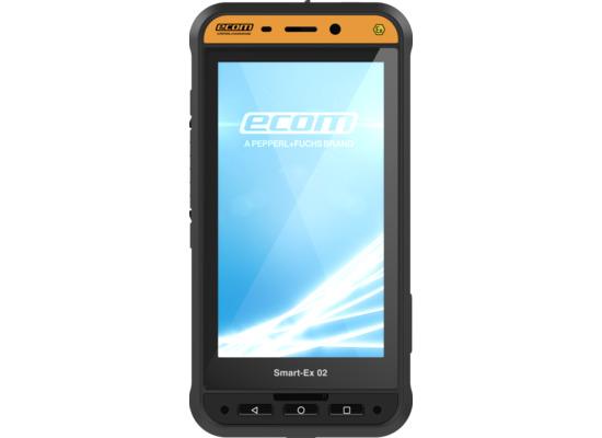 ecom Smart-Ex 02 DZ2 mit Kamera