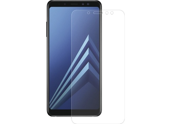 Eiger 3D E2E/Full Front Screen Protector Glass, Samsung Galaxy A8 (2018), clear