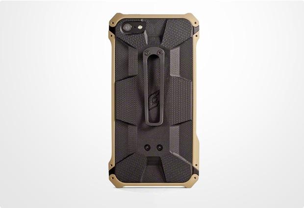 ELEMENTCASE Sector 5 Black Ops Elite für iPhone 5, tan-schwarz