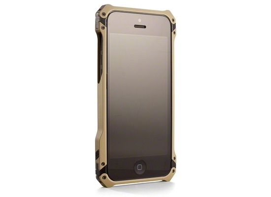 ELEMENTCASE Sector 5 Black Ops Elite für iPhone 5, tan-dunkelgrau