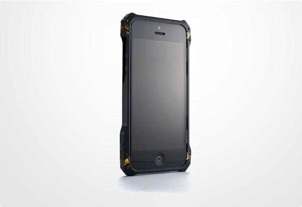 ELEMENTCASE Sector 5 Black Ops für iPhone 5, schwarz